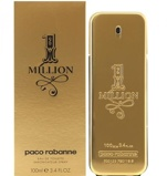 Afbeelding vanPaco Rabanne 1 Million Men Eau de Toilette Spray 100 ml