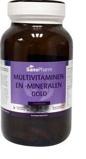 Afbeelding vanSanopharm Multivitaminen/mineralen gold foodstate (60 tabletten)