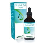 Afbeelding vanNutrisan Nutrivit D3 liquid (50 ml)