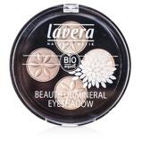 Afbeelding vanLavera Oogschaduw/eyeshadow Beau Min Quattro Cream 02, 1 stuks