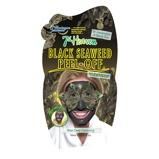 Afbeelding vanMontagne Jeunesse Gezichtsmasker black seaweed peel off 12 x 10ml