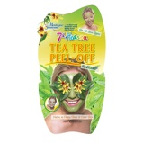 Afbeelding vanMontagne Jeunesse Gezichtsmasker tea tree peel off 12 x 10ml