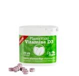 Afbeelding vanPlantavital Vitamine D3 100% plantaardig (60 tabletten)