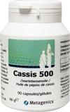 Afbeelding vanMetagenics Cassis 500 pot (90 capsules)