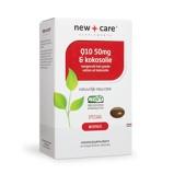 Afbeelding vanNew Care Suppl. Q10 & Kokosolie (60Cap) ONS6049