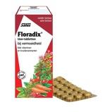 Afbeelding vanSalus Floradix ijzer tabletten (147 tabletten)