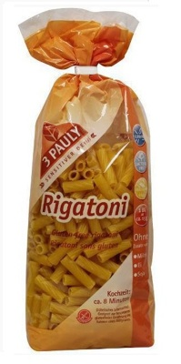 Afbeelding van 3Pauly Pasta rigatoni mais 500g