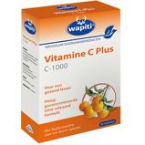 Afbeelding vanWapiti Vitamine C plus 1000 mg (45 tabletten)