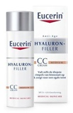 Afbeelding vanEucerin Hyaluron filler dagcreme cc cream medium 50ml