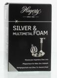 Afbeelding vanHAGERTY Afwasmiddel RVS Bestek Silver & Multimetal Foam 185 gr