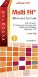 Afbeelding vanFytostar Multi fit multivitamine (60 tabletten)