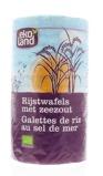 Afbeelding vanEkoland Rijstwafels met zout (100 gram)