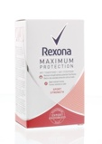 Afbeelding vanRexona Deodorant Aximum Protection Sport Strength Women (45ml)