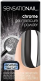 Afbeelding vanSensatioNail Chrome Gel Manicure Powder Silver 1ST