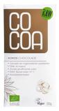 Afbeelding vanCoCoa Reep raw chocolade kokos 50gr