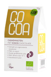 Afbeelding vanCocoa Cashewnoten met Kokos Chocolade RAW 70GR