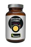 Afbeelding vanHanoju Astaxanthine & vitamine C (90 capsules)