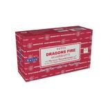 Afbeelding vanGreen Tree Wierook Dragons Fire, 15 gram