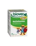 Afbeelding vanBiover Junior multivitamine (120 tabletten)