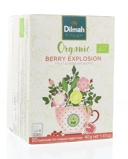 Afbeelding vanDilmah Organic Berry Explosion Thee 25ST