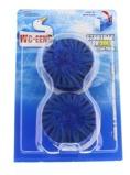 Afbeelding vanWc Eend Stortbakblok Blauw Duo, 2x50 gram