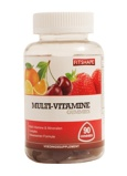 Afbeelding vanFitshape Multi vitamine gummies (90 gummies)