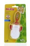 Afbeelding vanNuby 3 Pack Sabbelzakje Vervangnetjes ID5362