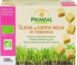 Afbeelding vanPrimeal Bruine rietsuiker klontjes (500 gram)