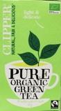 Afbeelding vanClipper Green tea bio (20 zakjes)