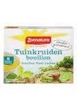 Afbeelding vanZonnatura Fine herbstock bouillon zonder gist (66 gram)