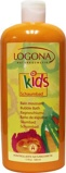 Afbeelding vanLogona Kids Badschuim (500ml)