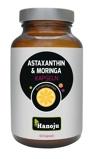 Afbeelding vanHanoju Astaxantine & moringa (60 capsules)