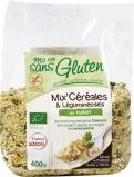 Afbeelding vanMa Vie Sans Mix millet/groenten bio glutenvrij (400 gram)