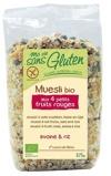 Afbeelding vanMa Vie Sans Muesli haver / rijst 4 rode vruchten glutenvrij (375 gram)
