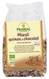 Afbeelding vanPrimeal Quinoa muesli chocolade (350 gram)