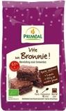 Afbeelding vanPrimeal Brownies mix (350 gram)