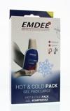 Afbeelding vanEmdee Hot & Cold Pack Groot Verpakt, 1 stuks