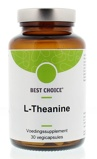 Afbeelding vanBest Choice L Theanine 200 mg (30 capsules)