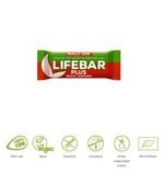 Afbeelding vanLifefood Lifebar plus brazil guarana bio (47 gram)