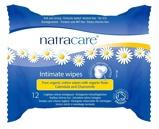 Afbeelding vanNatracare Hygienische Doekjes, 12 stuks