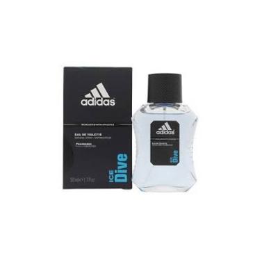 Afbeelding van Adidas Ice Dive Parfum 50 Ml Eau De Toilette (50ml)