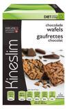 Afbeelding vanKineslim Chocolade Wafels 3 X 2 stuks, 3x2 stuks