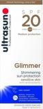 Afbeelding vanUltrasun Glimmer zonnebrandmelk SPF 20 25 ml