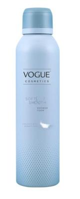 Afbeelding van 6x Vogue Soft & Smooth Shower Foam 200 ml