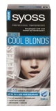 Afbeelding vanSyoss Color Cool Blonds 10 55 Ultra Platinum Blond (1set)