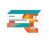 Afbeelding vanSanias Acetylcysteine 600 Mg Sachets (30x3g)