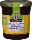 Afbeelding vanLou Prunel Pruimen jam bio zonder toegevoegde suikers (335 gram)