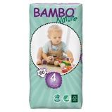 Afbeelding vanBambo Babyluier Maxi 4 7 18 Kilogram, 60 stuks