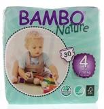 Afbeelding vanBambo Babyluier Maxi 4 7 18 Kg, 30 stuks