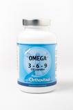 Afbeelding vanOrthovitaal Omega 3 6 9 Capsules 120st